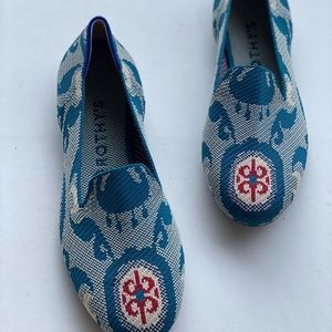 Rothys Moroccan loafers
